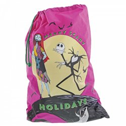 Sandy Claws Is Coming Sack - Nightmare Before Christmas - A30243