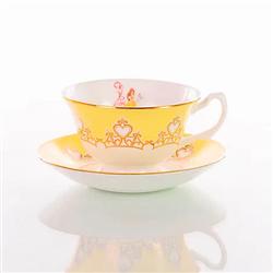Cup & Saucer - Belle