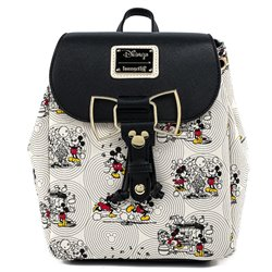 Loungefly Mini Backpack Hardware - Mickey
