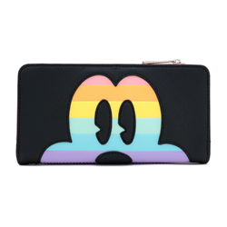 Loungefly Wallet Rainbow - Icon