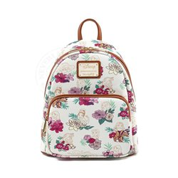 Loungefly Mini Backpack Floral - Princess