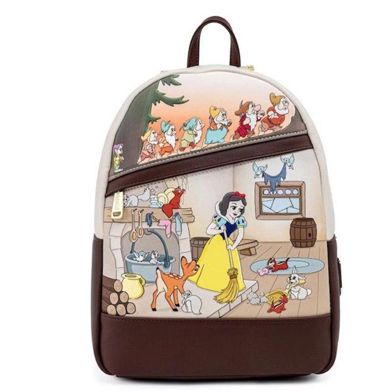 Loungefly Mini Backpack Scenes - Snow White & the 7 Dwarfs - WDBK1482