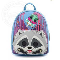 Loungefly Mini Backpack Cosplay - Meeko - WDBK1496