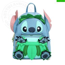 Loungefly Mini Backpack Luau - Stitch - WDBK1488