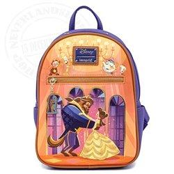 Loungefly Backpack Ballroom - Beauty & the Beast - WDBK1535