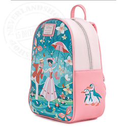 Loungefly Backpack - Mary Poppins - WDBK1531