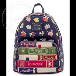 Loungefly Mini Backpack Books - Princess - WDBK1499