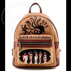 Loungefly Mini Backpack Muses - Hercules - WDBK1494