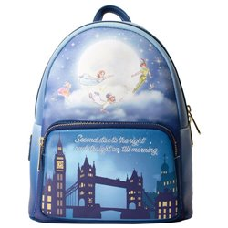 Loungefly Mini Backpack Second Star - Peter Pan - WDBK1478