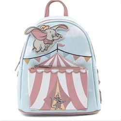 Loungefly Mini Backpack Circus Tent - Dumbo -  - WDBK1475 - WDBK1475