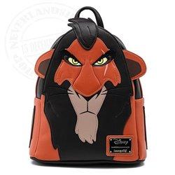 Loungefly Mini Backpack Cosplay - Scar - WDBK1147
