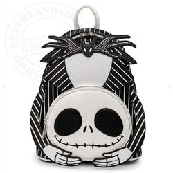 Loungefly Mini Backpack Headless - Jack Skellington - WDBK1739