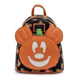 Loungefly Mini Backpack Mick-O-Lantarn - Mickey - WDBK1754
