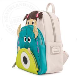 Loungefly Mini Backpack Cosplay - Monsters Inc - WDBK1752