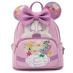 Loungefly Backpack Flowers - Minnie - WDBK1763