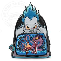 Loungefly Mini Backpack Scene - Hades - WDBK1755
