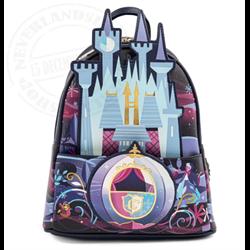 Loungefly Mini Backpack Castle - Cinderella - WDBK1653