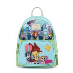 Loungefly Backpack Chibi - Zootopia - WDBK1537