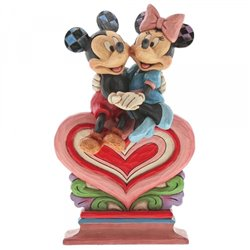 Heart to Heart - Mickey & Minnie - 6001282
