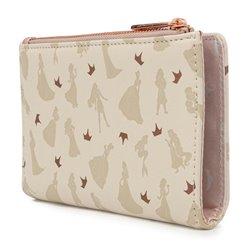 Loungefly Flap Wallet AOP - Princess - WDWA1755