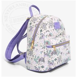 Loungefly Mini Backpack Map - Alice in Wonderland