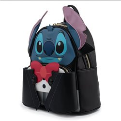 Loungefly Mini Backpack Vampier - Stitch - WDBK1804
