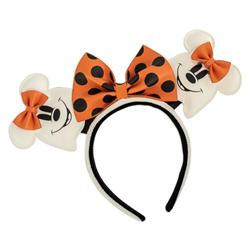 Loungefly Headband Spooky - Mickey & Minnie - WDHB0093