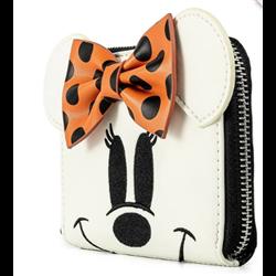 Loungefly Zip Around Wallet BOO! - Minnie - WDWA1753