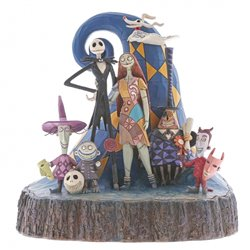 Carved By - What a Wonderful Nightmare - Nightmare Before Christmas - 6001287