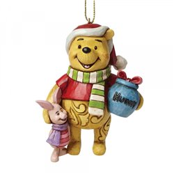 Jim Shore - Dangle Ornament - Pooh - A27551
