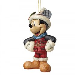 Sugar Coated Ornament - Mickey - A28239