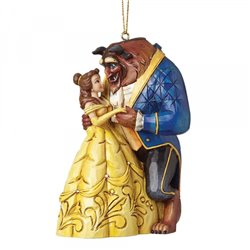 3D Ornament - Beauty & the Beast - A28960