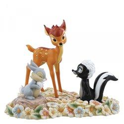 Pretty Flower - Bambi, Thumper Flower - A28730