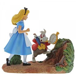 Mr.Rabbit, Wait! - Alice in Wonderland - A29032