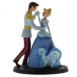 Wedding Cake Topper - Cinderella - A29341