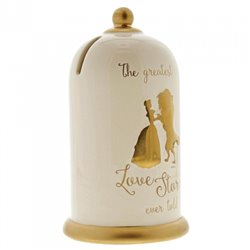 Wedding Money Bank - Beauty & the Beast - A29375