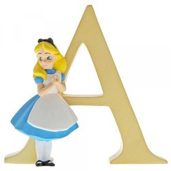 """A"" - Alice in Wonderland - A29546"