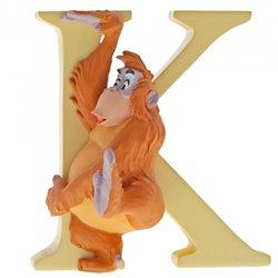 """K"" - King Louie - A29556"