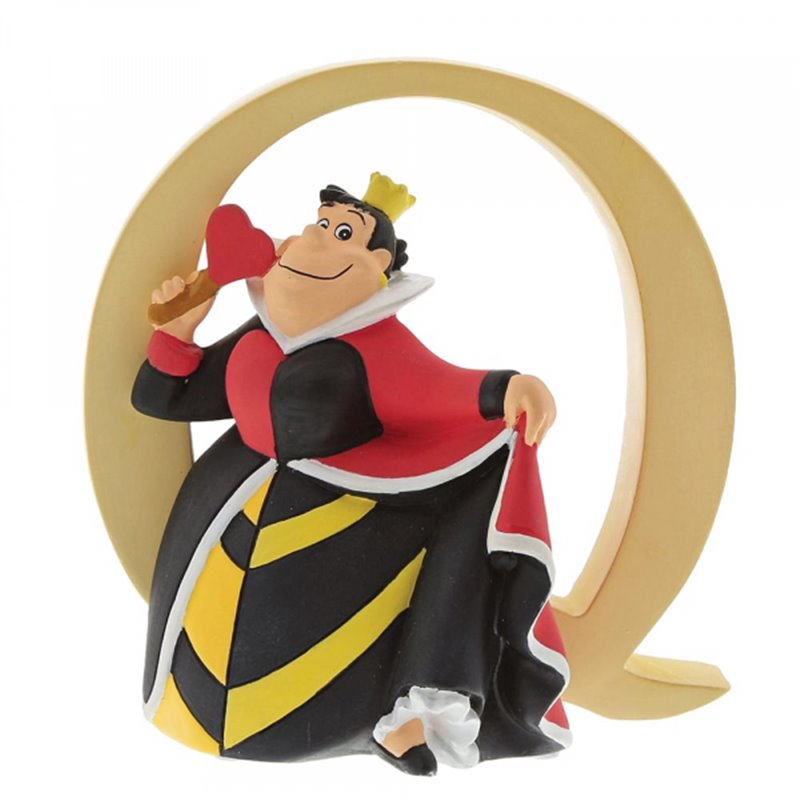 """Q"" - Queen of Hearts - A29562"